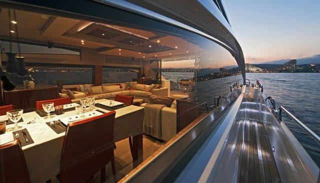 Starry Night Charter Yacht - 4