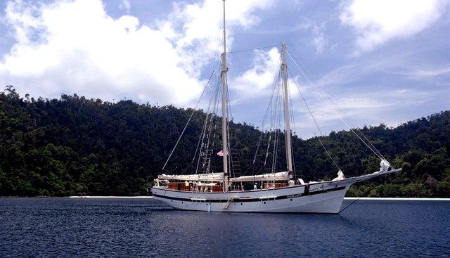 Raja Laut Charter Yacht - 2