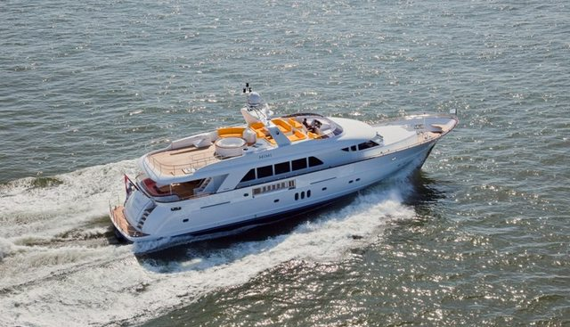 Mimi Charter Yacht - 2