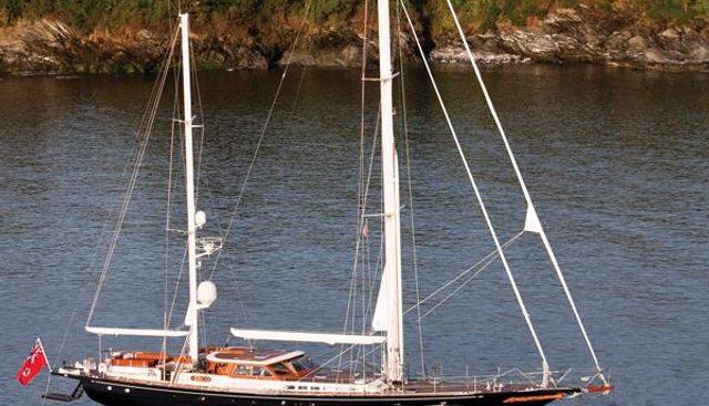 Audrey II Charter Yacht