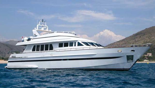 Happy Daze Charter Yacht