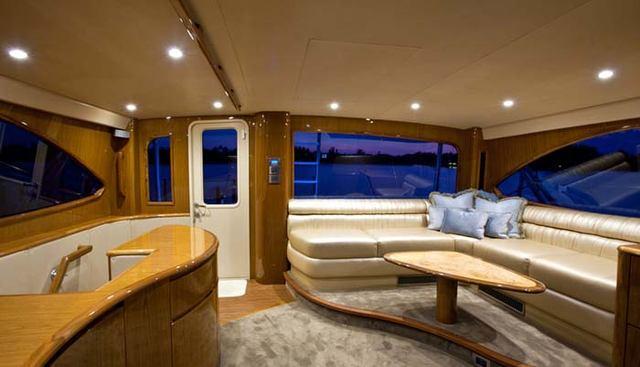 Reel Screamer Charter Yacht - 3