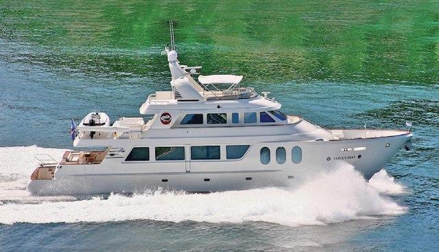Berada Charter Yacht