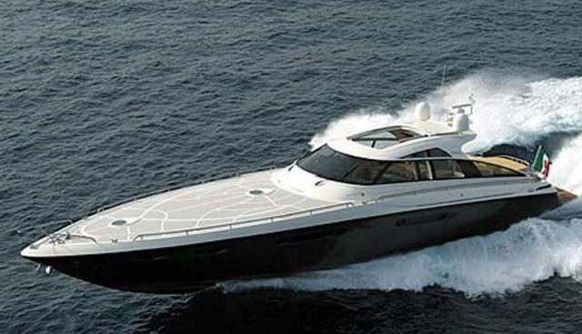 Forza Otto Charter Yacht - 7