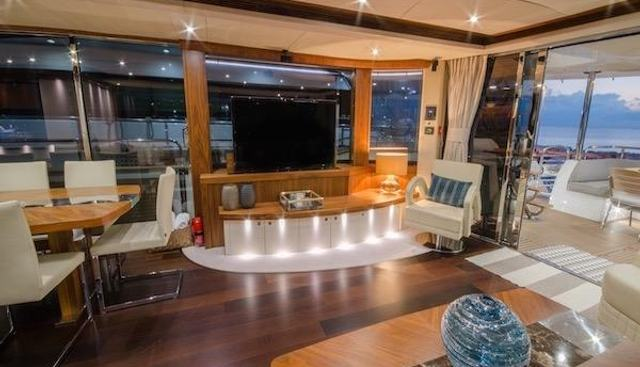 Oasis Charter Yacht - 3