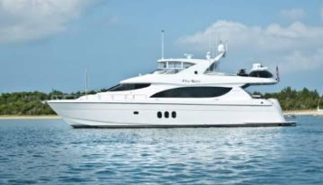 Monte Cristo Charter Yacht