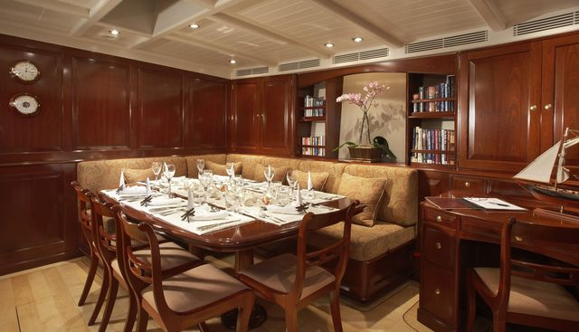 Windrose of Amsterdam Charter Yacht - 7