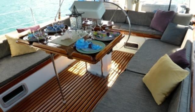 Three Moons Charter Yacht - 2