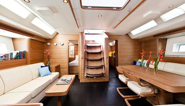 Nefertiti Charter Yacht - 4