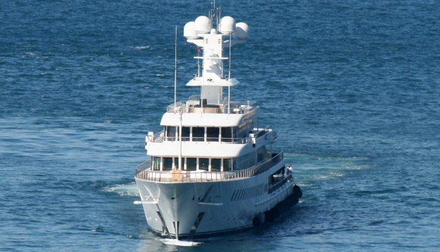 Fountainhead Charter Yacht - 2