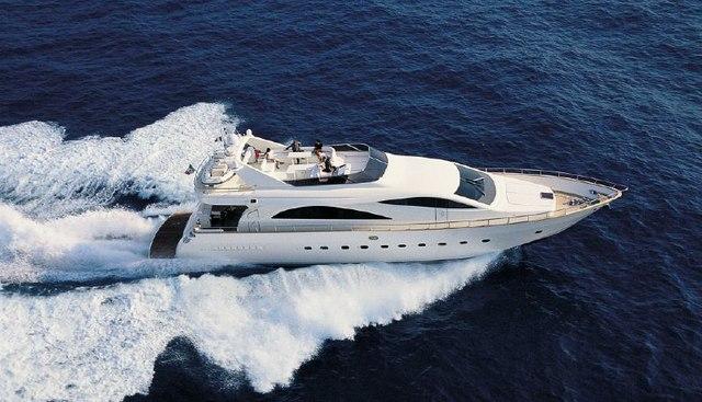 Ocean Odyssey Charter Yacht