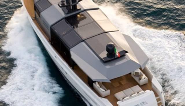 Arcadia 85/03 Charter Yacht - 2