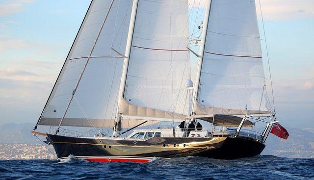 Sila Sibiri Charter Yacht - 5