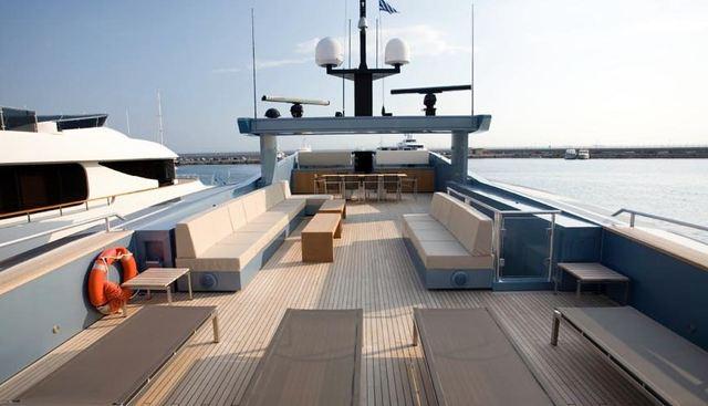 Seakid Charter Yacht - 2