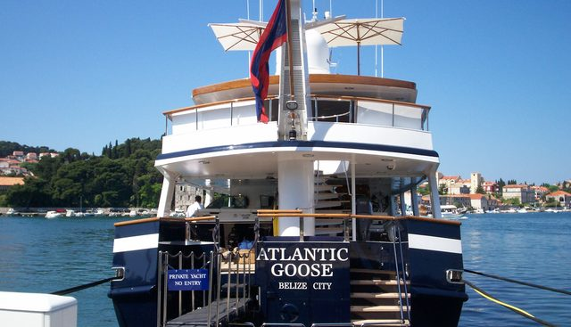 The Goose Charter Yacht - 5