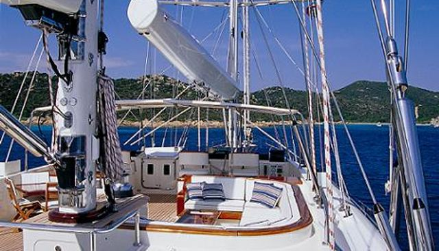 Is A Rose Charter Yacht - 2