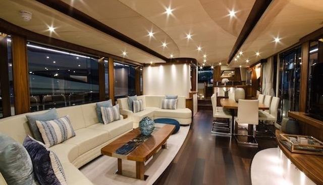 Oasis Charter Yacht - 5