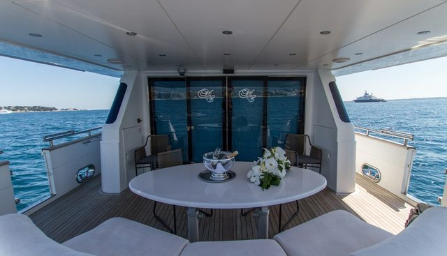 Miss Candy Charter Yacht - 5
