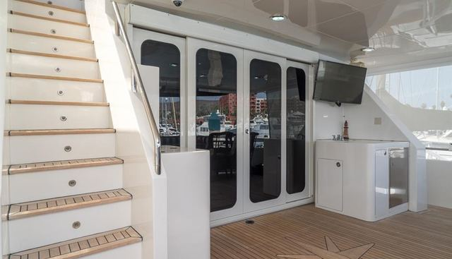 Going Coastal Charter Yacht - 3