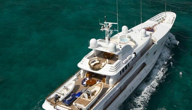 Lady M II Charter Yacht - 5