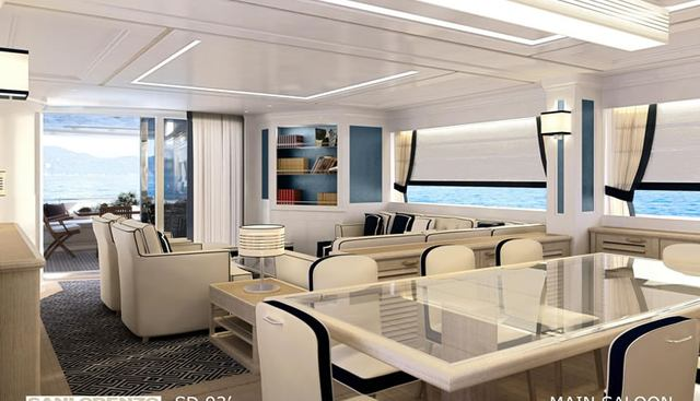 Lady Victoria Charter Yacht - 8