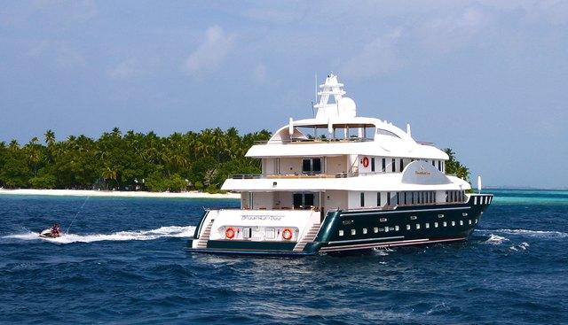 Dhaainkan'baa Charter Yacht - 5