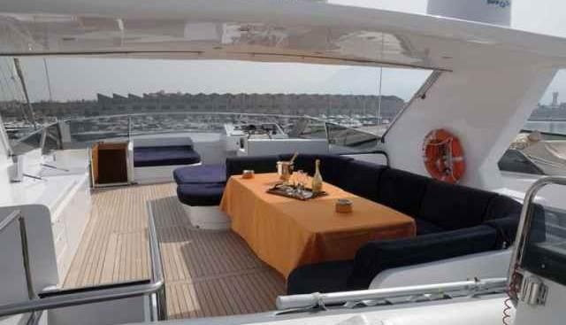 Asleco Charter Yacht - 2