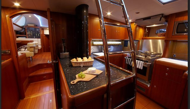 Magrathea Charter Yacht - 7
