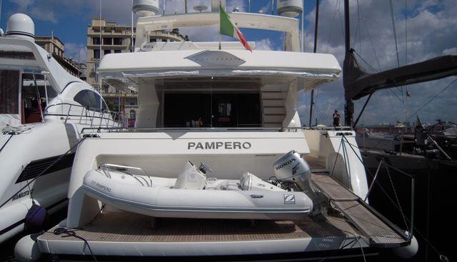 Pampero Charter Yacht - 5