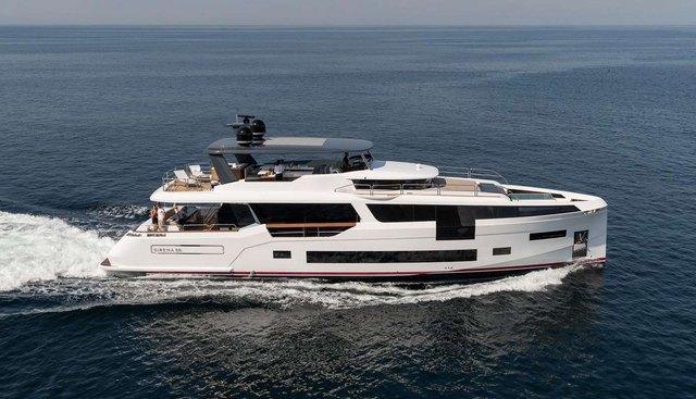 Sirena 88/02 Charter Yacht