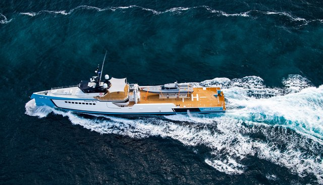 Power Play Charter Yacht