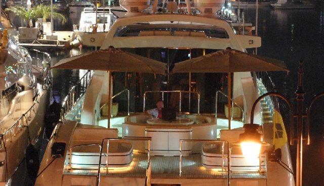 Negara Charter Yacht - 8