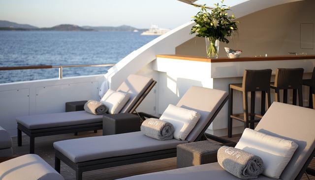 taTii Charter Yacht - 8