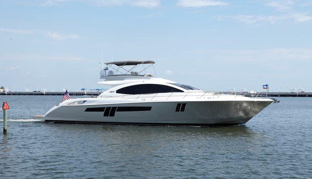 Rising Tide II Charter Yacht