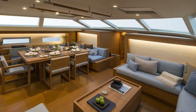 Farfalla Charter Yacht - 8