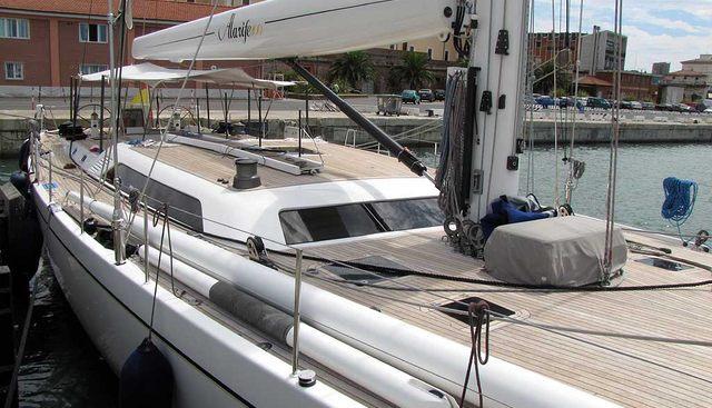 Alarife Cien Charter Yacht - 4