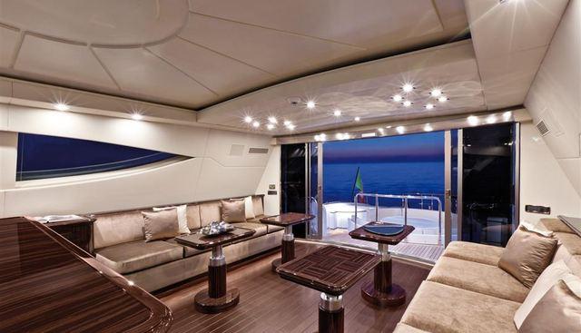 Mangusta 105 Charter Yacht - 8