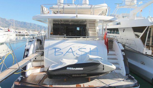 Maestro Of Gibraltar Charter Yacht - 2