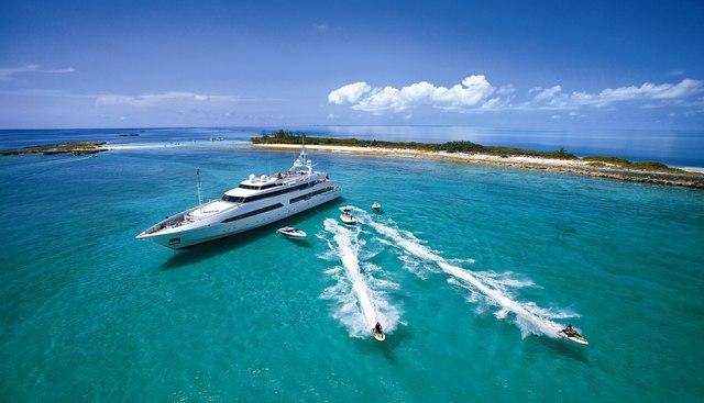 Bad Girl Charter Yacht