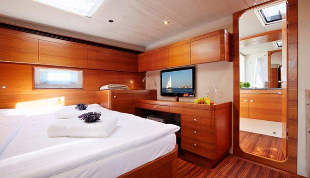 Geometry Charter Yacht - 7
