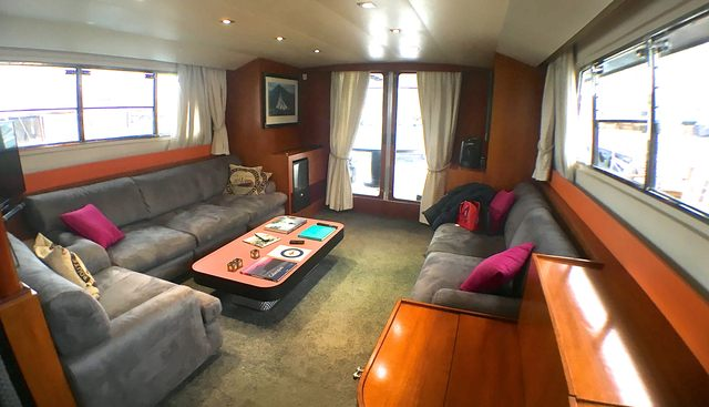 Sea Seven Charter Yacht - 6