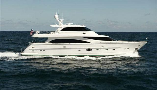 Mineral Water Charter Yacht