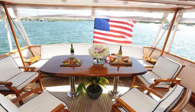 America Charter Yacht - 5