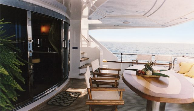 Lady Moh Charter Yacht - 5