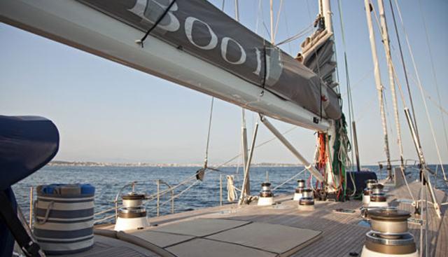 Dark Star of London Charter Yacht - 3