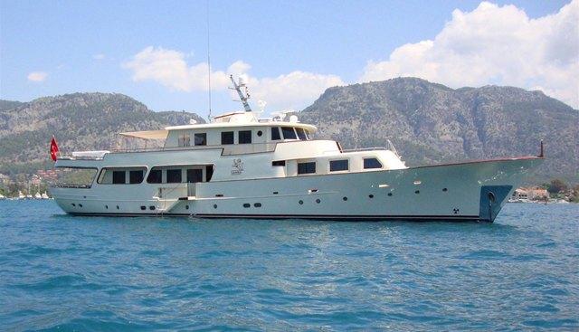 Samra'S Charter Yacht