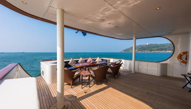 Ashena Charter Yacht - 4