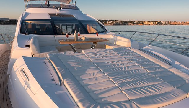 Seawater Charter Yacht - 2