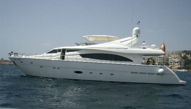 Alameda III Charter Yacht - 3