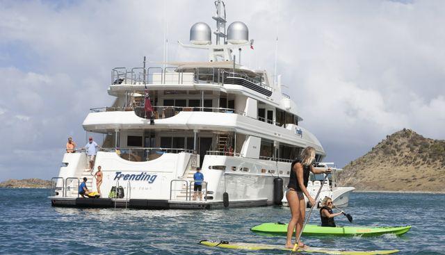 Trending Charter Yacht - 5